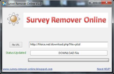 Survey Remover V1 0 | Hack2Win