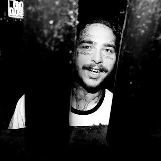post Malone photo smiling