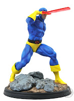 Diamond Select Marvel Comic Premier Collection Cyclops Resin Statue