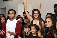 Kiara Advani Black Tank Top Tight leggings Tu Cheez Badi Hai Mast Mast~  Exclusive 08.JPG