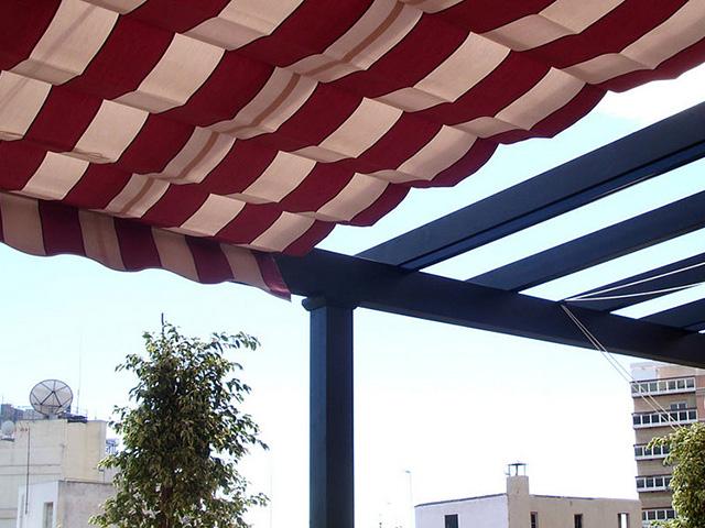 toldo veranda toldos expandi zaragoza