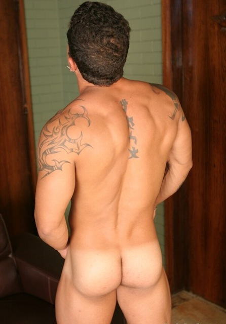 Men in line naked for exam gay rough stud 9