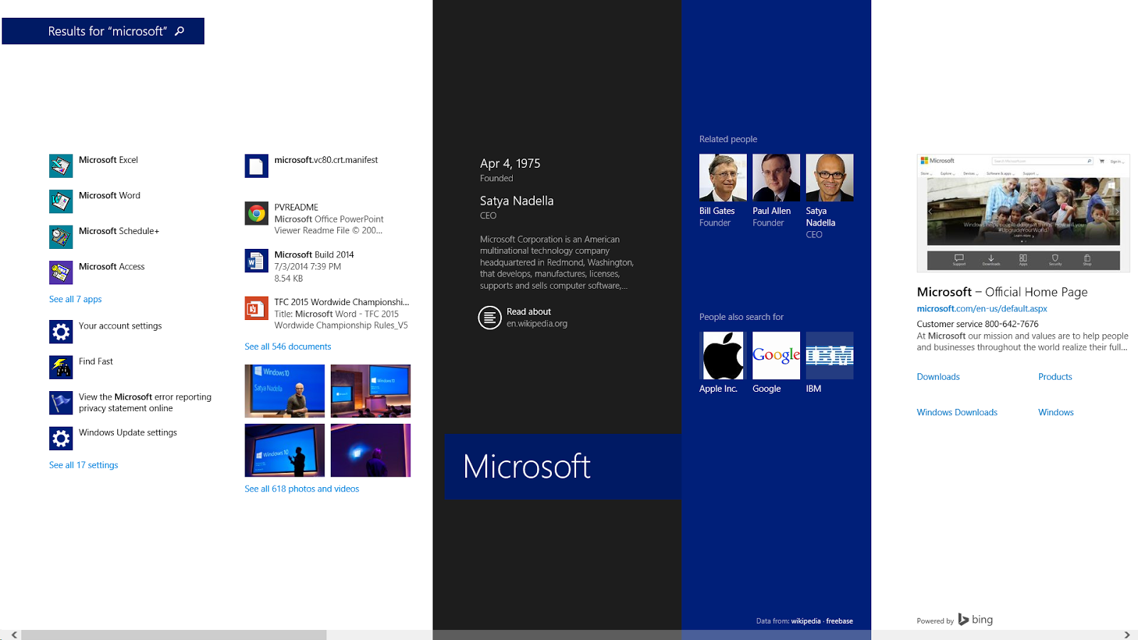 windows-8.1-bing-search-built-in-microsoft