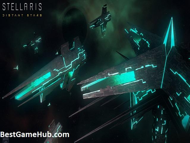 Stellaris Distant Stars Torrent Game Free Download