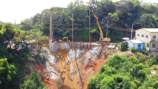 盧碧颱風將帶來劇烈降雨 水保局籲山區民眾加強戒備