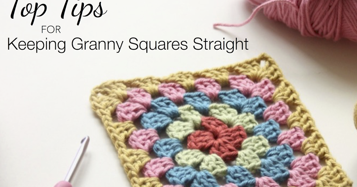 Keeping Granny Squares Straight