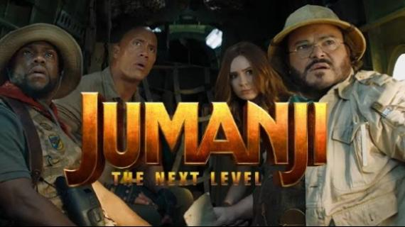 Jumanji: The Next Level Box Office Collection: Day Wise | Worldwide
