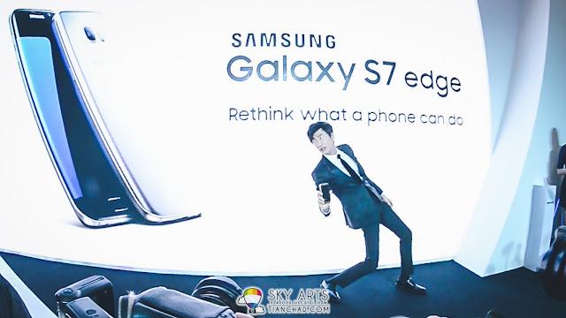 Lee Kwang Soo In Malaysia 2016 @ Samsung GALAXY S7 edge Launch | Suria KLCC