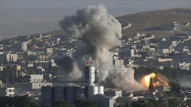 EEUU admite haber matado en Siria e Irak a 1302 civiles