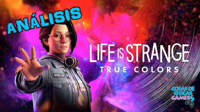 Life is Strange True Colors - Portada