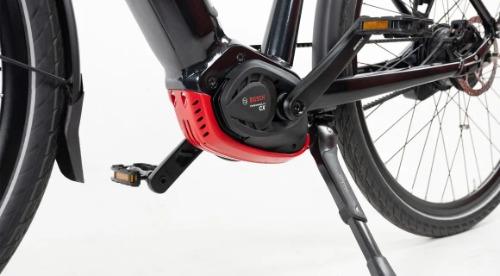 Beste e-bike test Stella met Bosch middenmotor