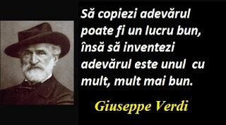 Maxima zilei: 10 octombrie - Giuseppe Verdi