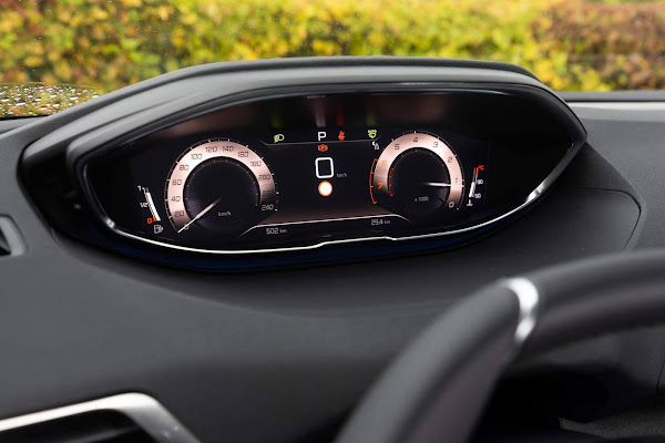 Novo Peugeot 3008 2021 - fotos