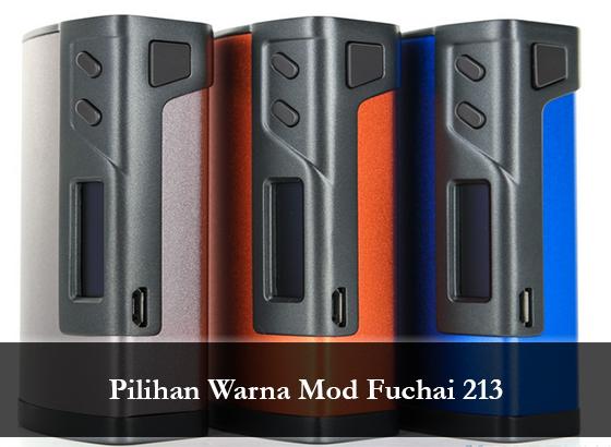 Warna Mod Fuchai 213