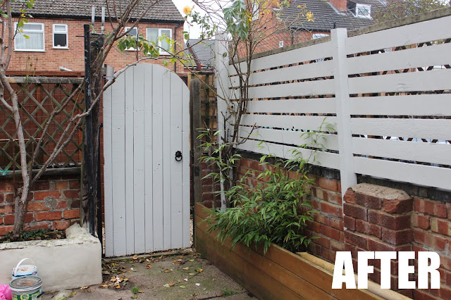 garden gate after