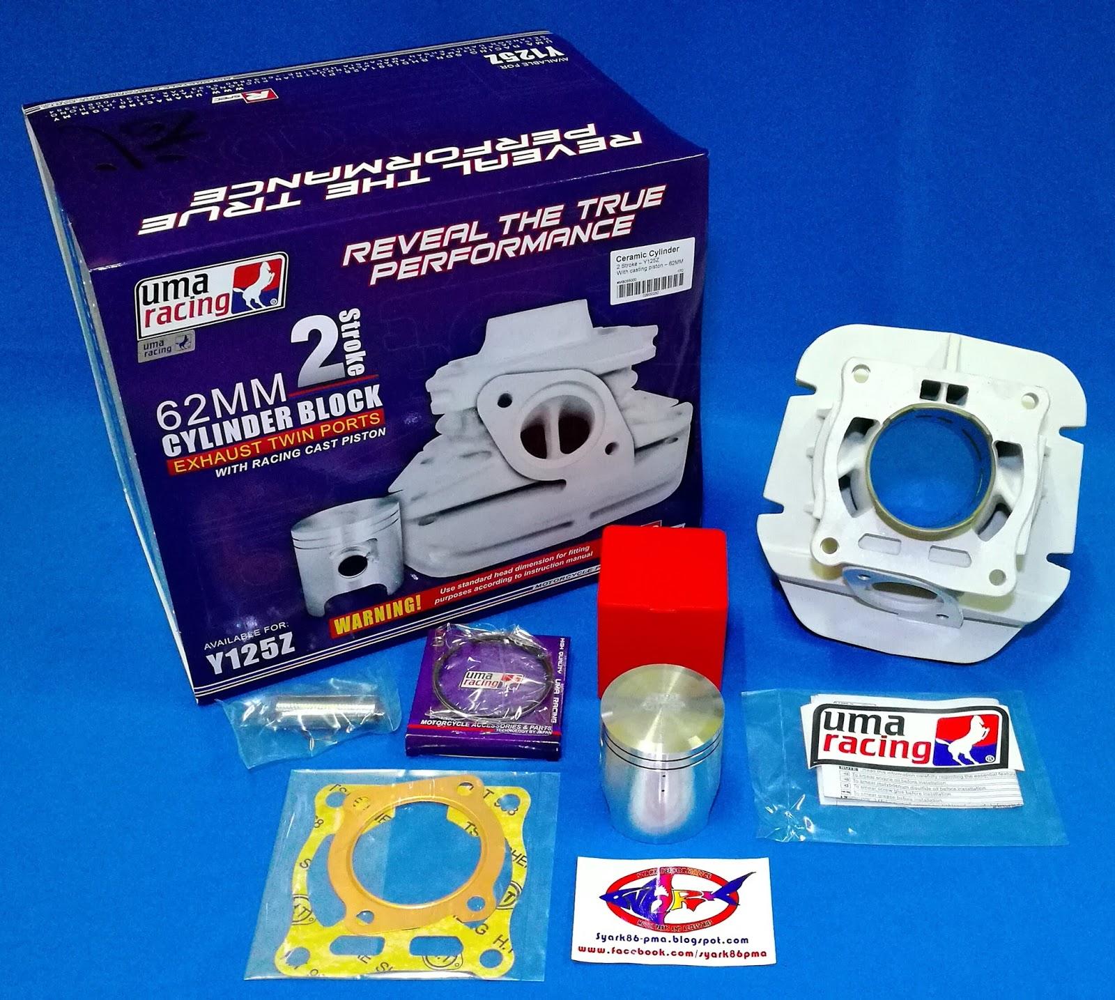Block Racing 125zr 57mm