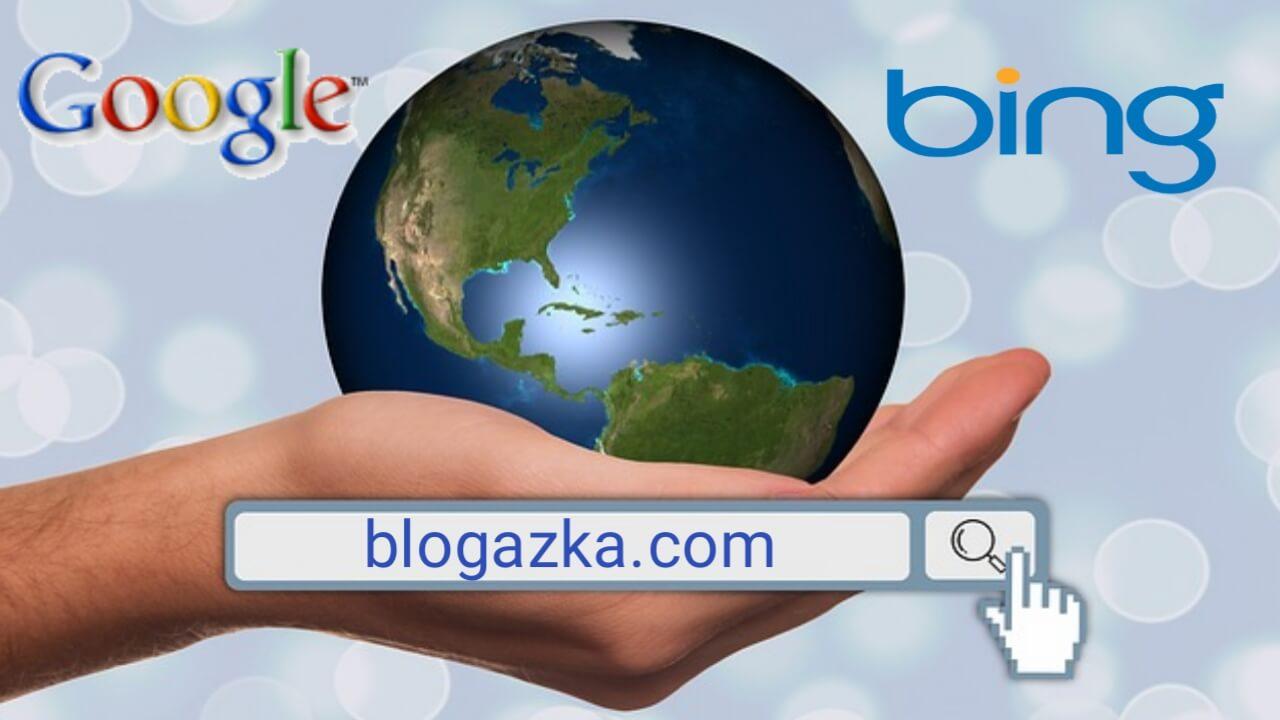 Cara mendaftarkan blog ke Search Engine