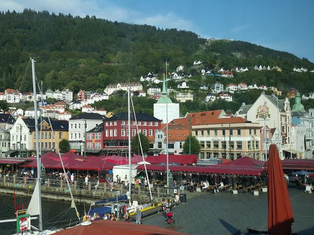 O que fazer em Bergen