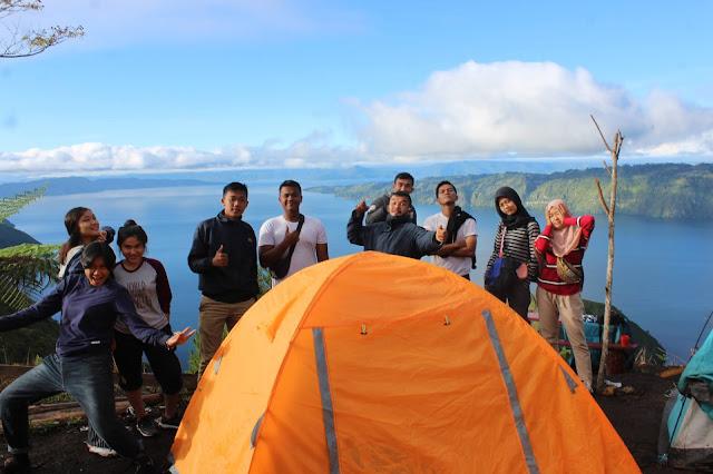 Siantar Touring Club Perkenalkan 3 Obyek Wisata di Sirungkungon, Ini Nama Timnya