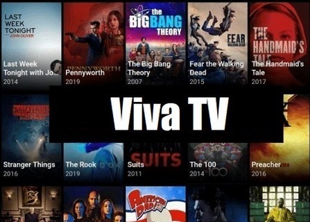 Viva Tv Apk App For Android Amazon Fire Tv Devices New Best For Kodi 2020