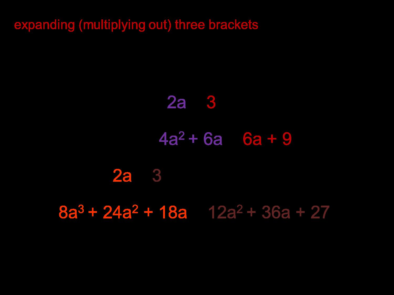 Median Don Steward Mathematics Teaching Multiplying Three