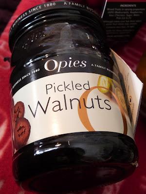 Opies Pickled Walnuts