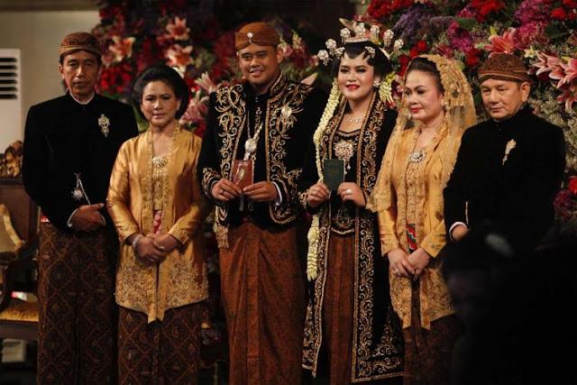 Pernikahan Kahiyang-Bobby Sederhana, Benar-benar Indonesia