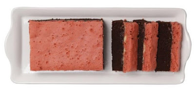 Amanda Brownies Strawberry