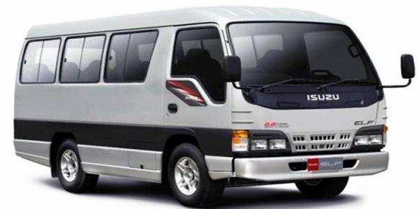 mobil kapasitas 12 penumpang
