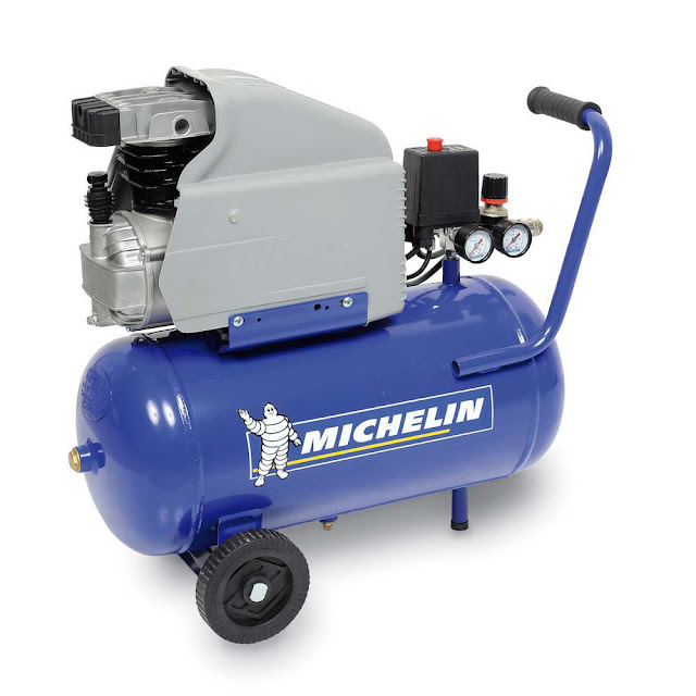 Compressor de Ar Michelin MB 24  2 HP