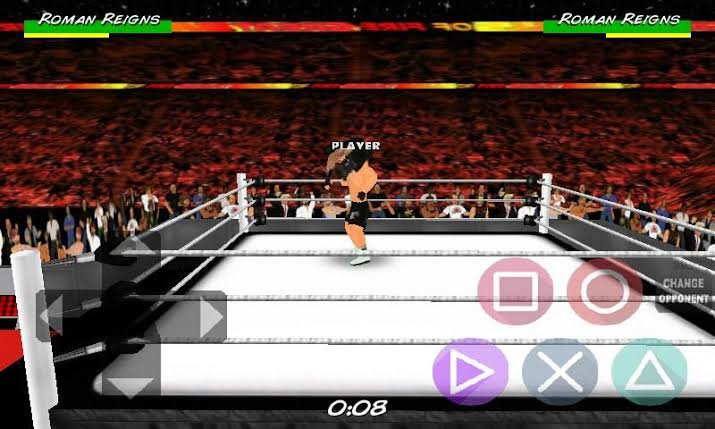 wrestling revolution mod apk android