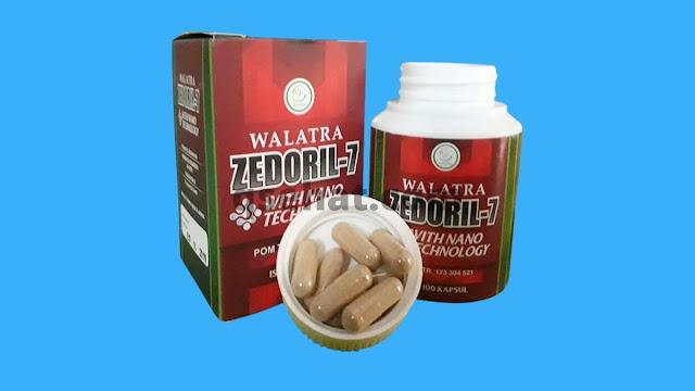 Efek Samping Walatra Zedoril 7