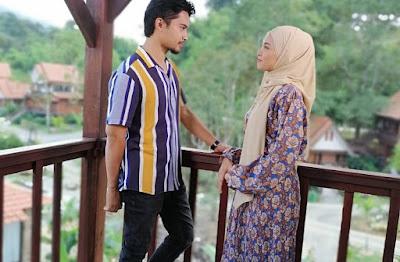 Drama Seindah Tujuh Warna Pelangi Lakonan Aeril Zafrel & Nabila Razali (Sinopsis)