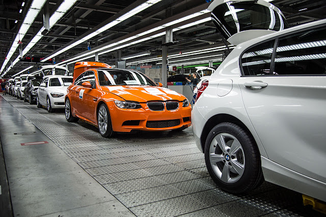 BMW M3 Coupe reaches the end of its production run