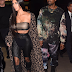 Kim Kardashian and sister Kourtney Kardashian stun in risque outfits for Paris Fashion Week (See Photos)