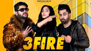 3 FIRE LYRICS – SHARRY MANN
