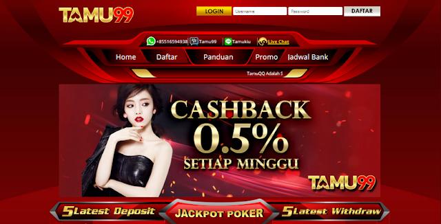 2 Bandar Poker dan Domino QQ Terbaik Di Indonesia