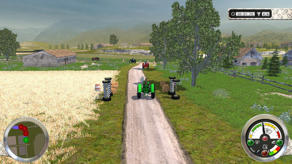 Have you ever wondered how farming looked like Old Village Simulator 1962-TiNYiSO