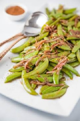 Curry Green Beans Recipe