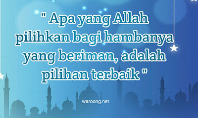 kata kata bijak islami yang menyentuh hati