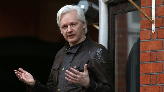 Australian Julian Assange defies plea to avoid Ecuador politics