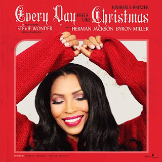 MP3 download Kimberly Brewer - Every Day Feels Like Christmas (feat. Stevie Wonder, Herman Jackson & Byron Miller) - Single iTunes plus aac m4a mp3