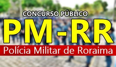 Concurso PM-RR 2018