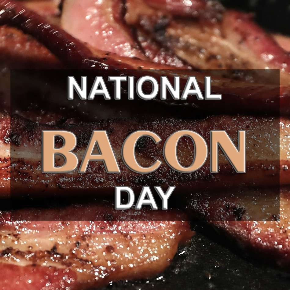 National Bacon Day Wishes For Facebook