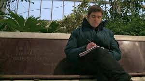 Marcel Theroux tries live Poetry in Liverpool