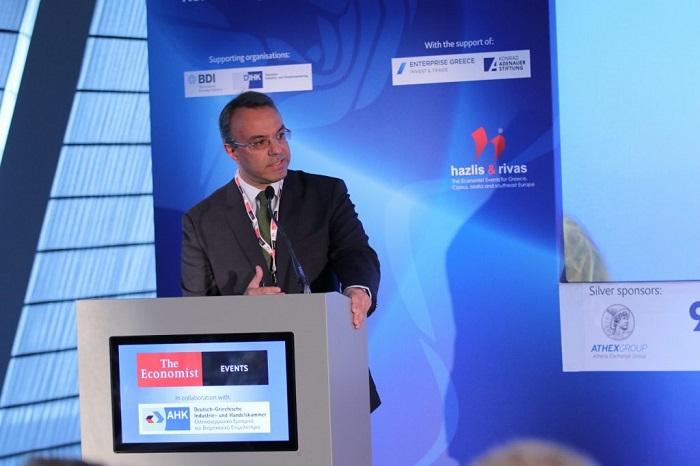 Χρήστος Σταϊκούρας: «Επενδύστε στην Ελλάδα»