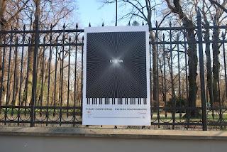 Stanisław Wieczorek - Plakaty Galeria Saska Spotkania Kultur