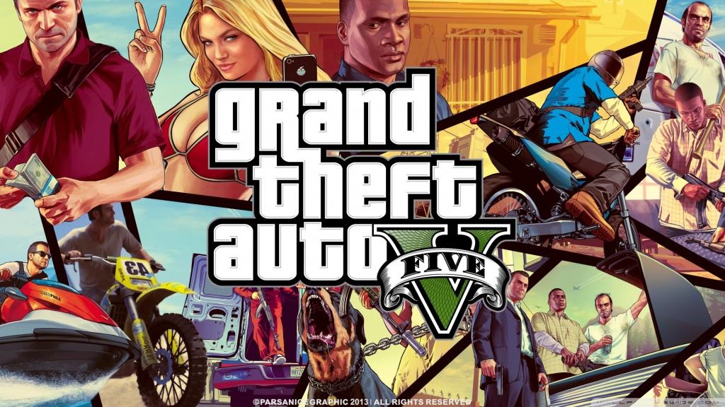تعرف على المراجعة الكاملة التفصيلية للعبة GTA V القصة والأونلاين