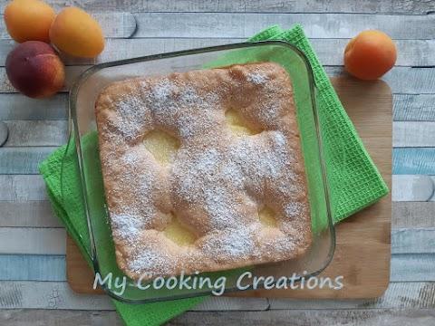 Пандишпанов сладкиш с крем пастичера * Torta Nua con crema pasticcera