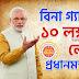 মোদী সরকার দিচ্ছে বিনা গ্যারান্টি ১০ লক্ষ টাকা লোন, জেনে নিন এই নতুন যোজনা কি - Modi Government Mudra Loan Yojana West Bengal